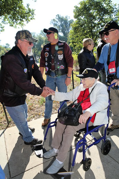WWII Memorial Sept 2016