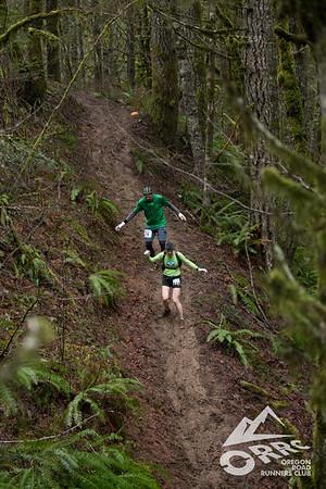 2016-02-13 Hagg Lake Mud Run 50K
