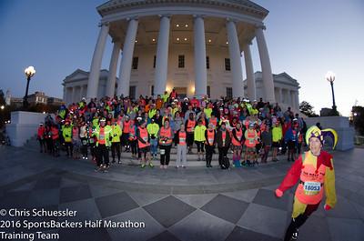 2016 Anthem Half Marathon