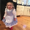 Milah, age 2, Dracut. Dressed as Dorothy from<br /> Wizard of Oz