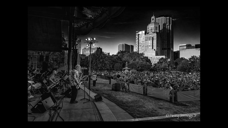 2016 Hartford Jazz Festival with Artbyhank and Leica
