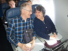Bob and Jeanette on MSP-HNL flight