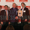 Camden Gallery project members accept their Commercial Real Estate Award.