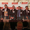The Encore Southpark project members accept their Commercial Real Estate Award.