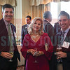 Attendees pose for a photo at the Heavy HItters of Commercial Real Estate Awards.