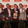 Riverwalk Grace Building project members accept their Commercial Real Estate Award.