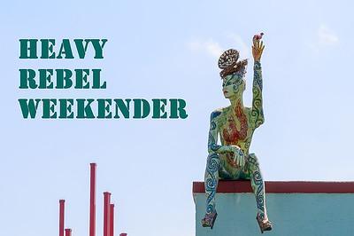 2016 Heavy Rebel Weekender