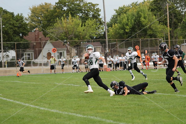 Freshman - Waterford vs Burlington - 9/7/16