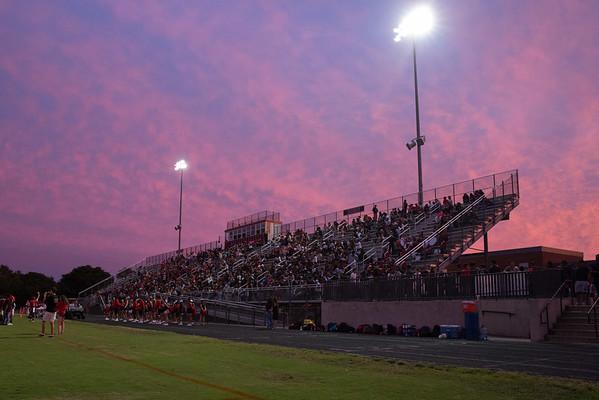 Northwood Varsity Football vs Blair
