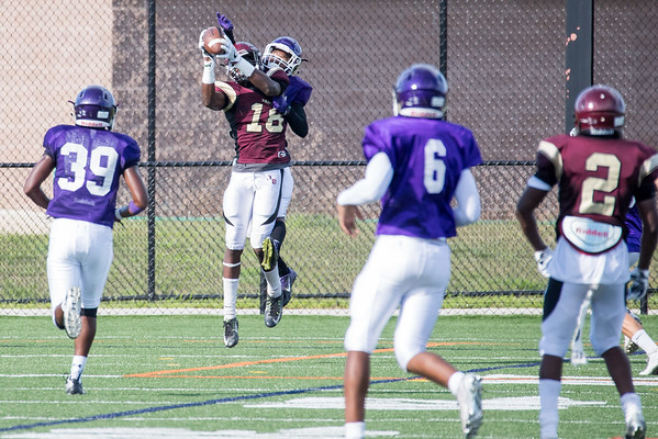 Paint Branch Scrimmage with Gonzaga