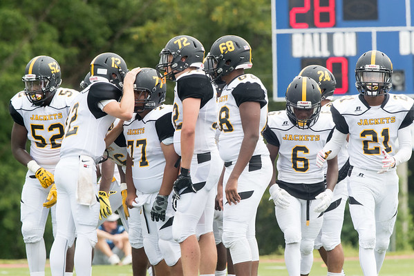 Randolph Macon Academy Football at Potomac School