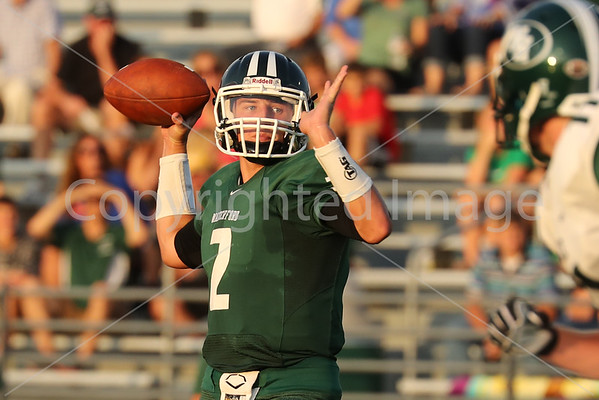 Varsity - Waterford vs West Allis NH - 8/19/16
