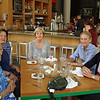 Mom with daughters and Hastings at Graze