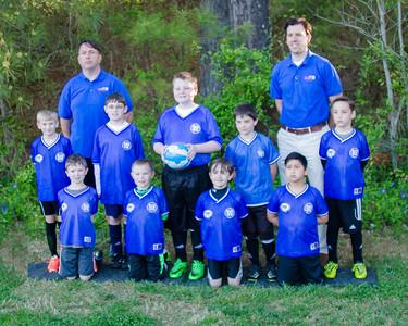 2016 Soccer u10- Warriors