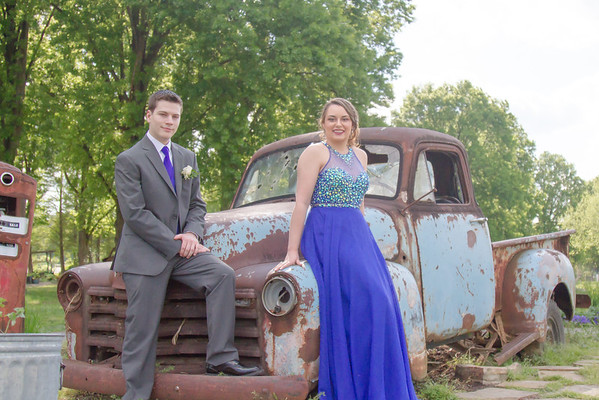 Haylee's  Prom 2016