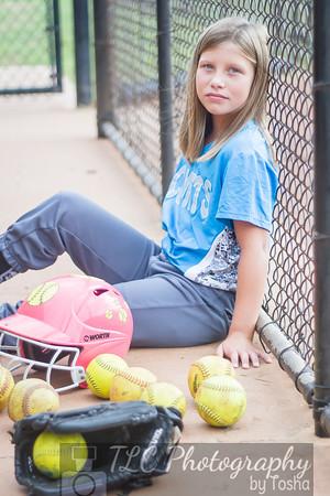 Jersie Softball pics