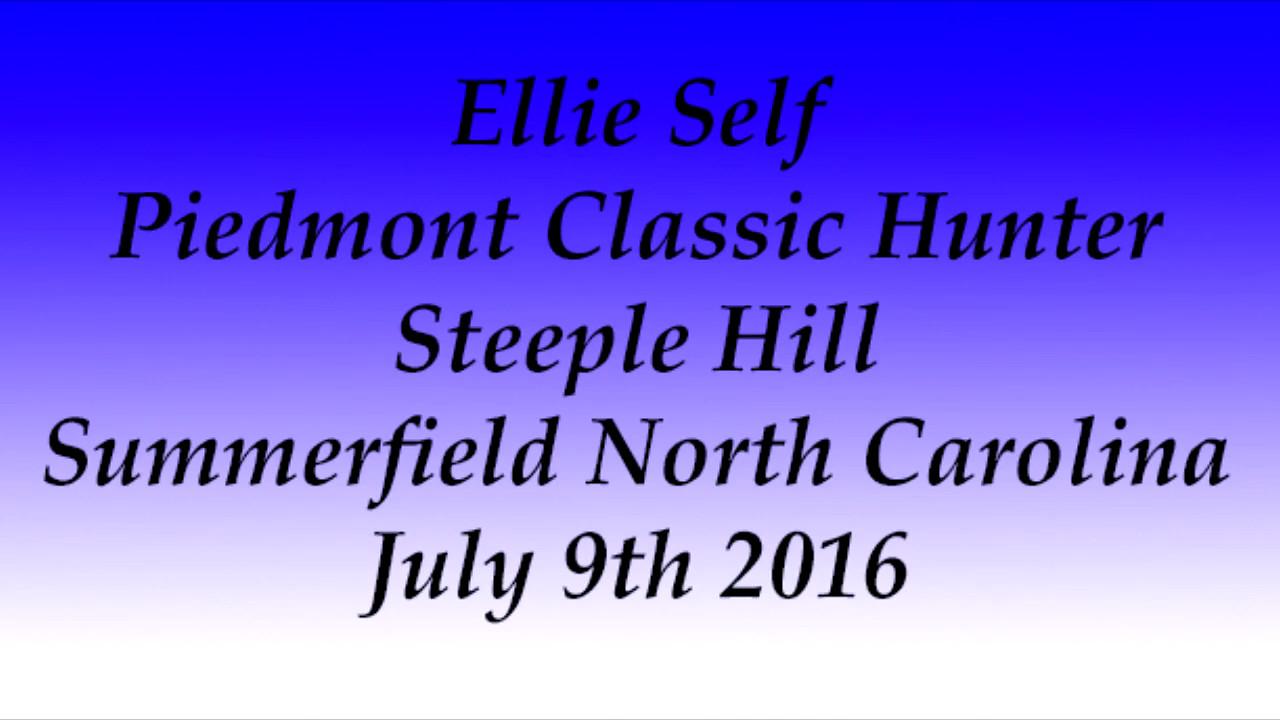 20160709 Self Steeple Hill