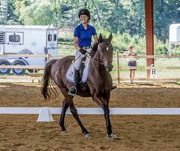 10-1-2016 Dressage At Sharon Oaks