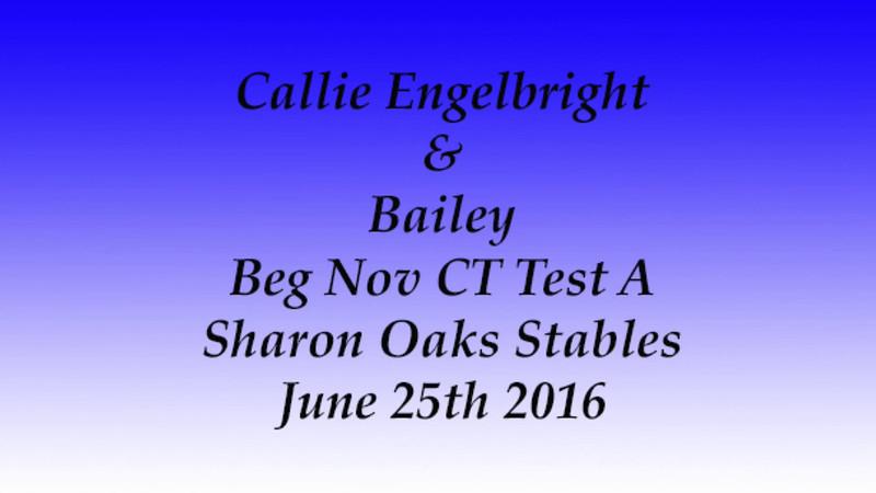 Callie Engelbright Sharon Oaks 6-25-2016
