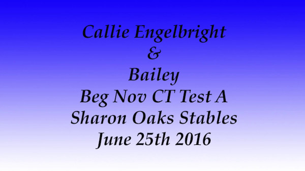 2 Callie Engelbright