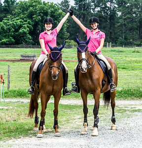 6-25-2016 Dressage At Sharon Oaks