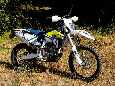 2016 Husqvarna FE501S Motorcycle