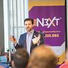 Michael Hyatt gives his keynote addess.