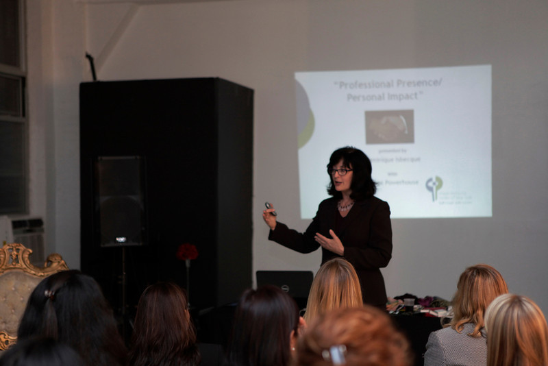 IRCY Image Consultant Business Seminar