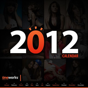 One Works Promotional Calendar