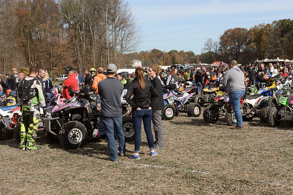 2016 IXCR Rock Run Adult ATV