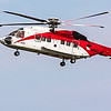 HNZ Helicopters Sikorsky S92 landing on runway 23