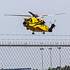 HNZ Helicopters Sikorsky S92 making another landing on runway 23