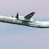 Jazz Aviation QK8633 Q400 off runway 23 to Ottawa YOW