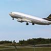 Flair Air F8-901 B737-400 off runway 23 to Hamilton YHM