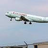 Air Canada AC1187 A320 off runway 23 to Toronto YYZ