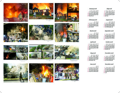 2017 FIREGROUNDIMAGES.COM CALENDAR REAR COVER