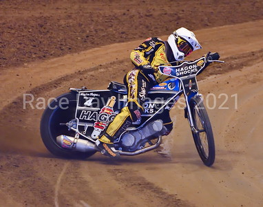 ~ British Speedway rider James Sarjeant - Gumball Rally - Industry Grand