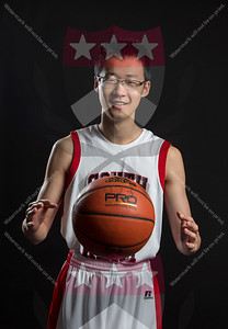 South Kent School JV Basketball Portraits
