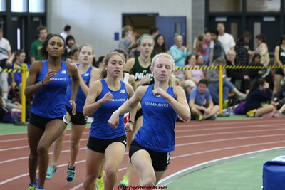 Girls 1000m Run