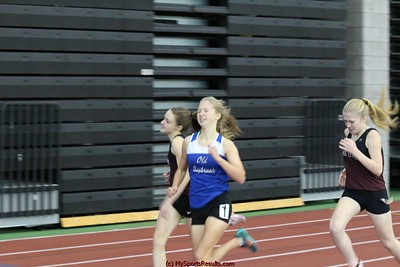 Girls 600m run