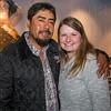 Adrian Vicencio and Brianna Vitt.