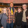 Angela Hosch, Kevin Garner, Carol Miller and Art Henry.