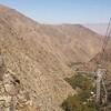 Kabinová lanovka z pouště v Palm Springs do evropského klimatu 2.500m