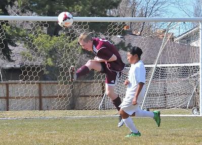 JHS Soph/Fresh Soccer vs Hillcrest 2016