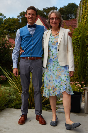 2016 0903 Martin Dressing for the Big Day