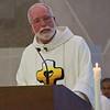 Fr. Ed Kilianski was the homilist