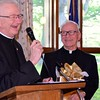 Fr. Mike and Fr. John talk about their years with the SCJs