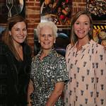Erica Vance, Lisa Leet and Christen Boone.