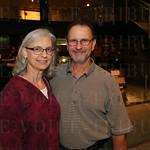 Patty and Tim Mazur.
