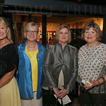 Susan Miller, Board of Directors Chair Jane Adams, Kim Stawski and Board of Directors Vice-Chair Chris Johnson.